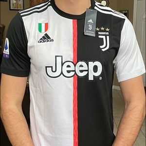 New Ronaldo Juventus Jersey